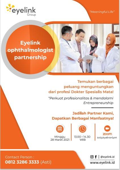 virtual expo untuk dokter mata